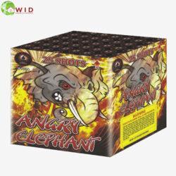 fireworks multi shot 25 shots angry elephants uk