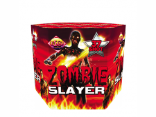 zombie slayer firework multi shot