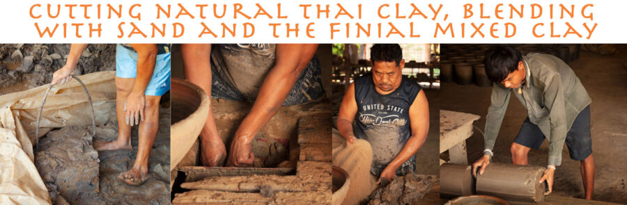 The making of our terracotta pots