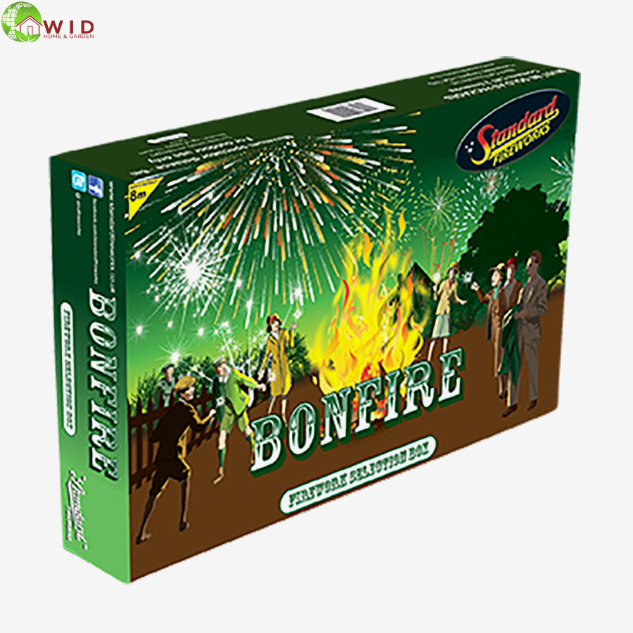 fireworks selection box Bonfire uk