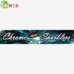 firework sparklers chrome 5 pack