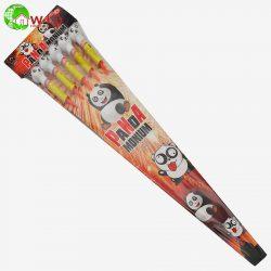 panda rocket pack x 5 novelty fireworks