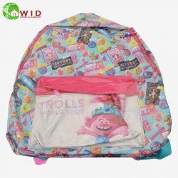 Trolls Multi coloured Back Pack