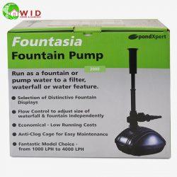fountasia Fountain Pump