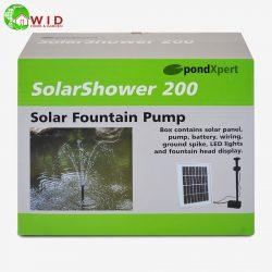 Fountain Pump Solar 200