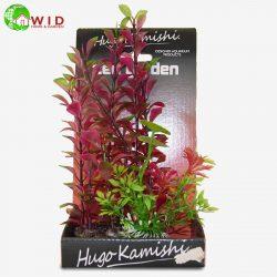 plastic plant red
