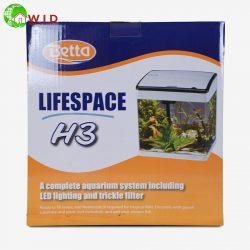 Lifespace H3 co,plete aquarium set up UK