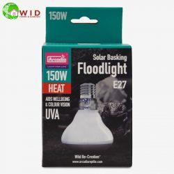 Solar Basking Floodlight E27 150W