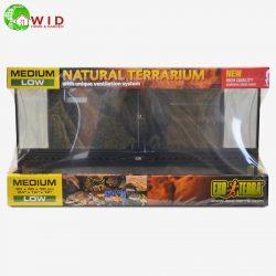 Extro tera medium low natural Terrarium
