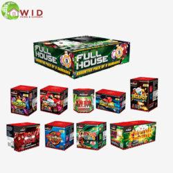 fireworks selection box full house uk