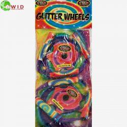 Glitter Wheel 2 pack firework catherine wheel