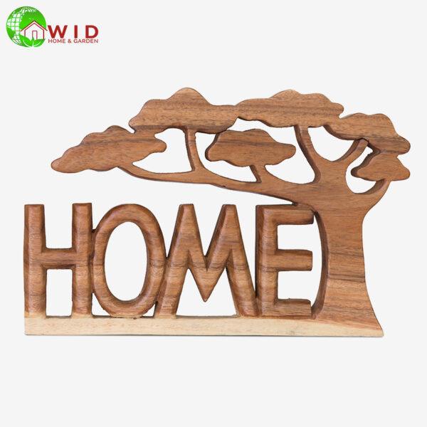 Home Plaque 3D