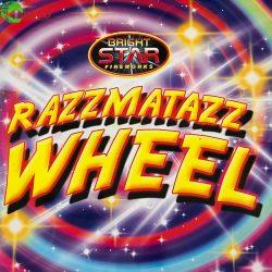 Razznatazz Wheel firework catherine wheel