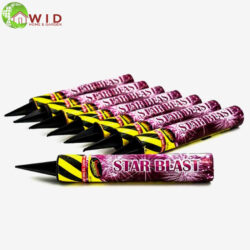 Star Blast firework single shot tube x 8 uk