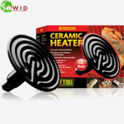 ceramic heater 250w for vivariums