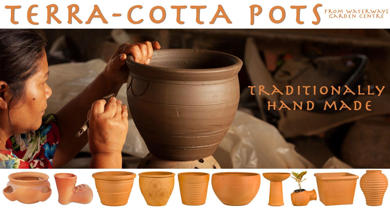 The making of terra-cotta pots, blog, uk