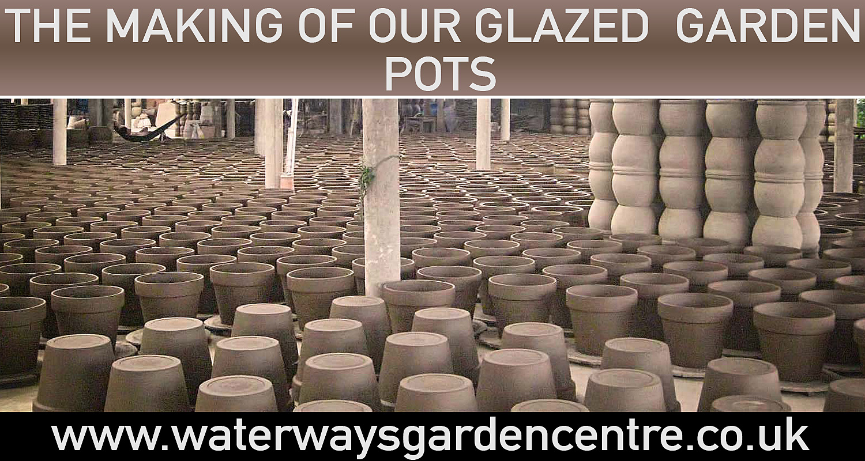Glazed garden pots feature image