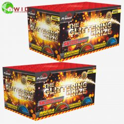 Glittering Prize A-B fireworks UK
