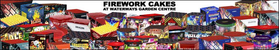 Firework Cakes